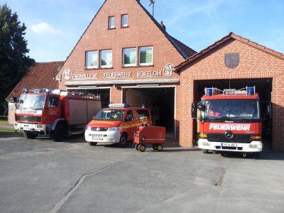 Feuerwehrhaus Bokeloh